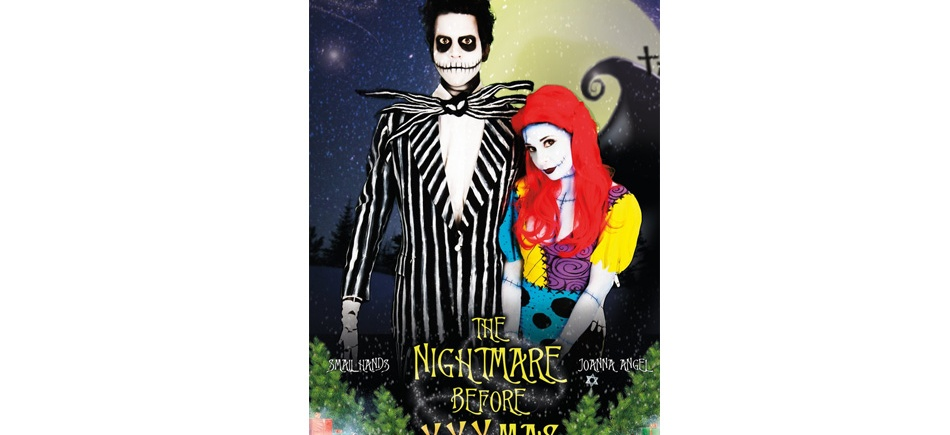 heres the nightmare before christmas porn parody you probably shouldnt watch with your family - Nightmare Before Christmas Porn
